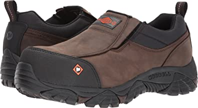 hot-selling cheap best deals on fashion Merrell Work Men's Moab Rover Moc CT Espresso 9 M US