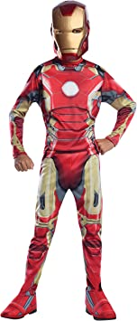 Avengers 610436 Age Of Ultron - Disfraz Iron Man Clasic Avengers ...