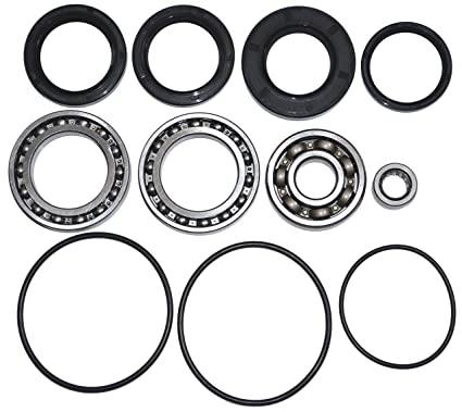 Amazon Com Rear Differential Bearing Kit Fits 1988 2000 Honda