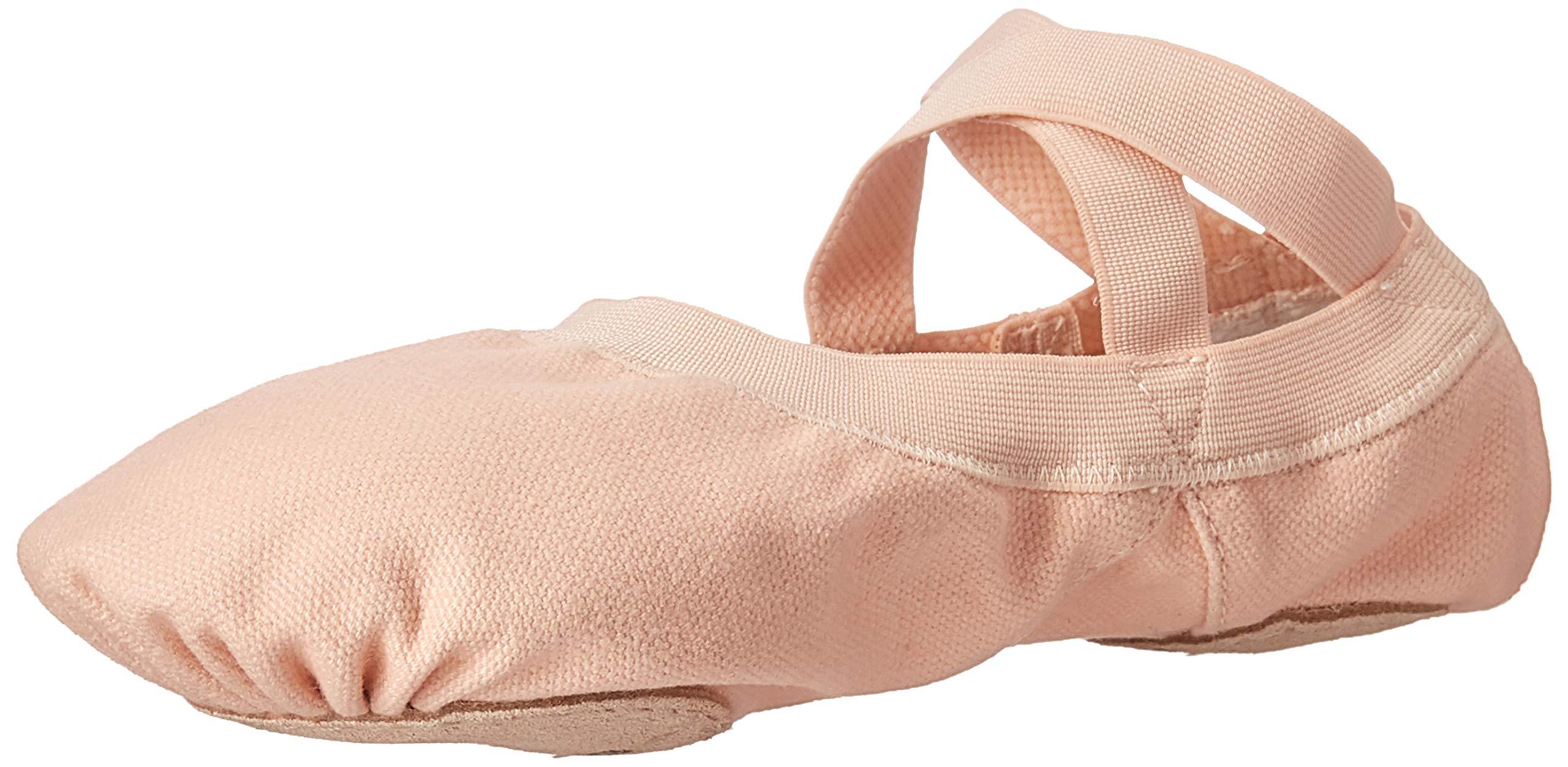 Bloch Dance Girls Performa Dance Shoe Theatrical Pink 12 D US Little Kid