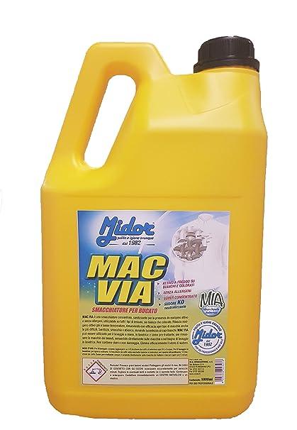 Quitamanchas colada Pronto uso, elimina olores de sudor., Activo también a frío sobre