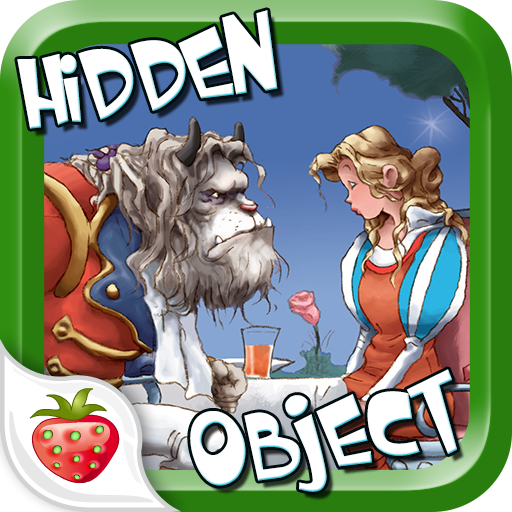 Hidden Object Game - Beauty and the Beast (Beauty And The Beast Hidden Object Game)
