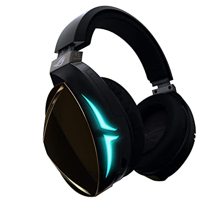 ASUS ROG Strix Fusion 500 gaming headset with hi-fi-grade ESS DAC and  amplifier and 7.1 virtual surround - Black  Amazon.co.uk  Computers    Accessories a0f3910fb5d9
