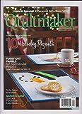 QUILTMAKER MAGAZINE NOV/DEC 2018, 10 HOLIDAY