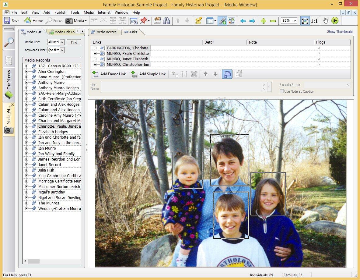 amazon com family historian 6 genealogy and family tree software