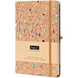 Notebooks and Journals, A5 Ruled Journal, Writing Journal with Pen loop, Thick Paper Journal, Hard Cover Notebook with Paper