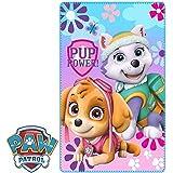 Official Childrens Paw Patrol Skye & Everest Soft Fleece