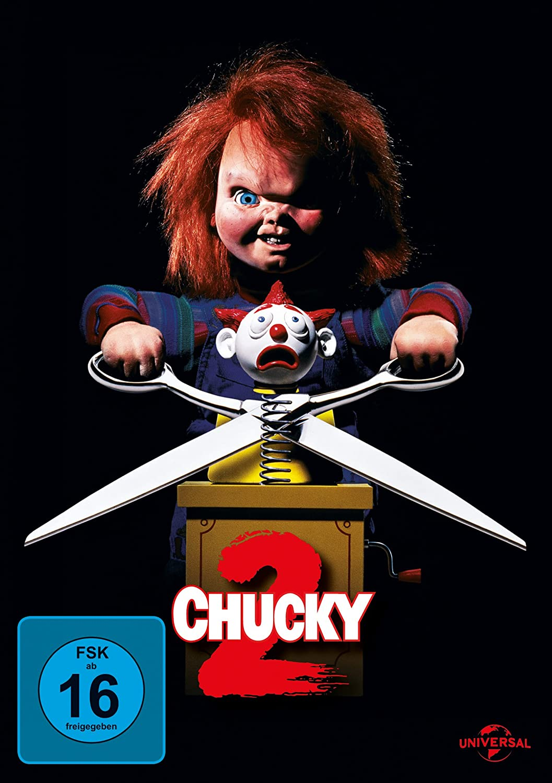 Chucky 2 [Alemania] [DVD]: Amazon.es: Alex Vincent, Jenny Agutter, Gerrit Graham, John Lafia, Alex Vincent, Jenny Agutter, David Kirschner: Cine y Series TV