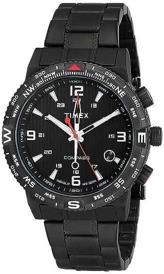 2131b99359ec Timex - Reloj inteligente de cuarzo con brújula