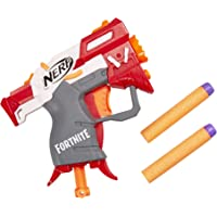 Fortnite TS - Nerf Microshots Toy Blaster with 2 Elite Darts - (TS) Tactical Shotgun - Toys for Kids, Teens & Adults Ages 8+