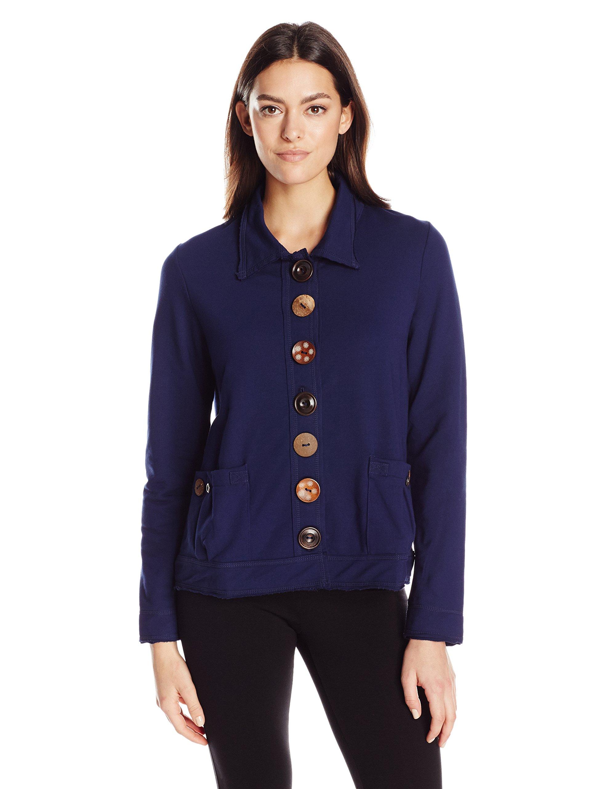 Neon Buddha Women's Doreen Jacket, Ink, Medium