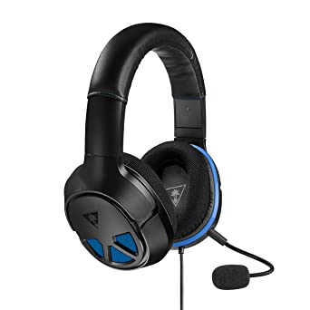 2b5f56e627b Turtle Beach Recon 150 Gaming Headset - PS4, PS4 Pro and PC: Amazon ...