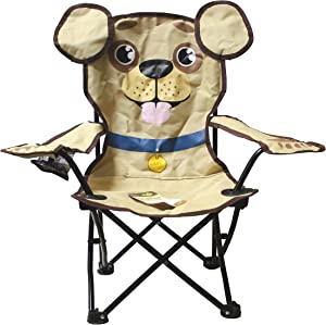 Kids Lucky Puppy Folding Chair
