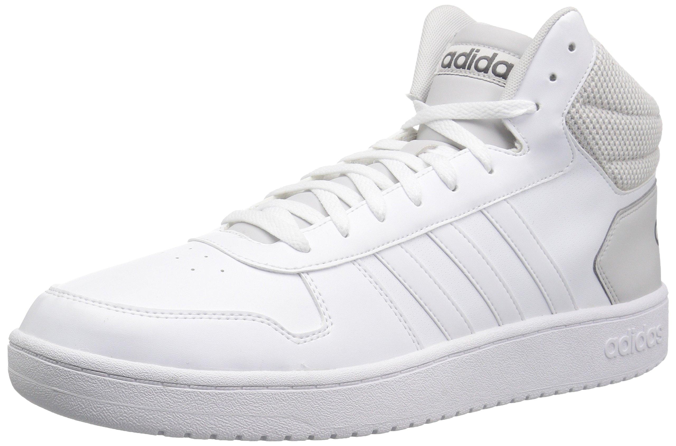 bab980a65230 Galleon - Adidas Men s VS Hoops Mid 2.0