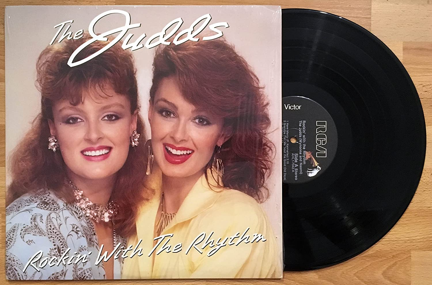 Rockin' with the Rhythm - The Judds Record