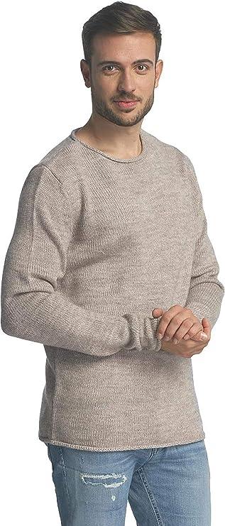 TALLA S. Jack & Jones Joralex Knit Crew Neck suéter para Hombre