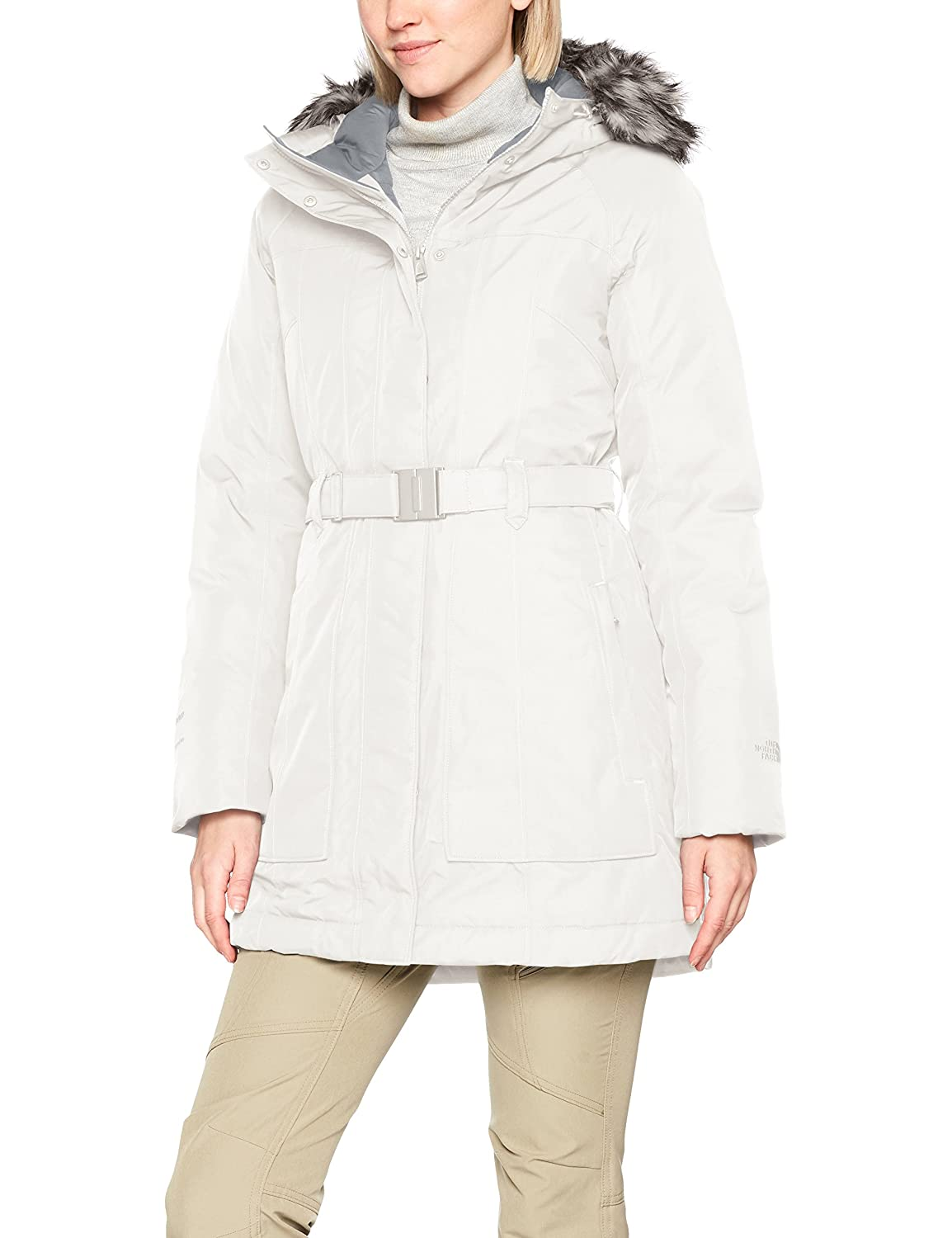 TALLA XS. The North Face W Brooklyn Parka 2 Chaqueta-Mujer