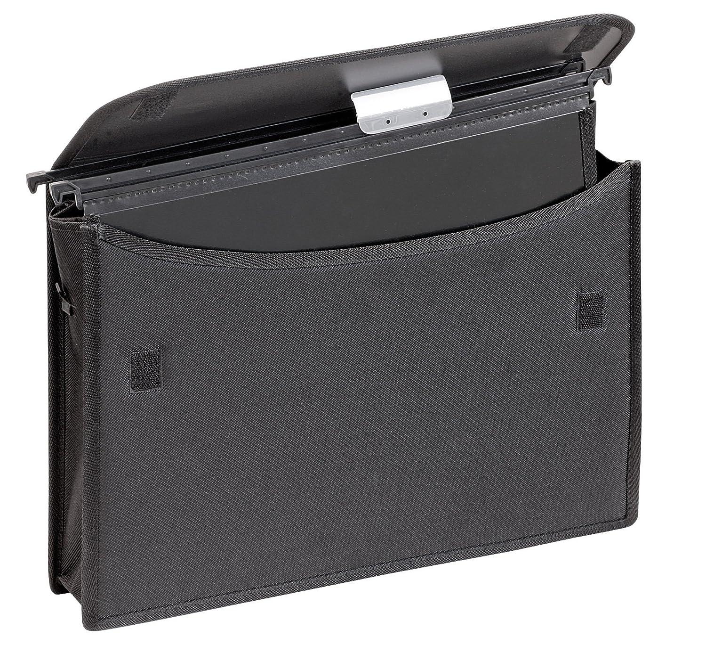 Veloflex 1443880 Velobag - Carpeta archivador (A4, apaisada, cierre de velcro, 55 mm): Amazon.es: Oficina y papelería