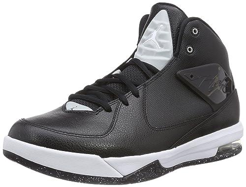 Nike Men's Jordan Air Incline Basketball Shoes Black Size: 11 UK