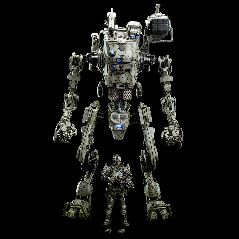 Titanfall IMC Stryder 1 : 12 Scaleアクションフィギュア B01BLS2WFU