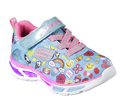 promo code 5f8d2 66914 Skechers Litebeams- Feelin' It, Scarpe Running Bambina