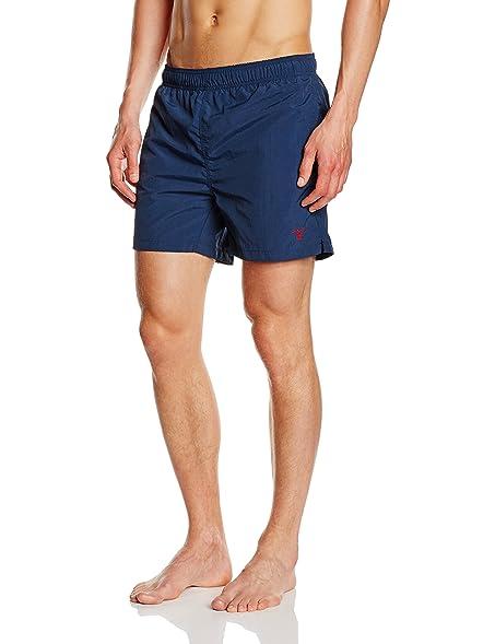 Classic Long Swim Shorts - Navy GANT Sale Exclusive Kq3xOp