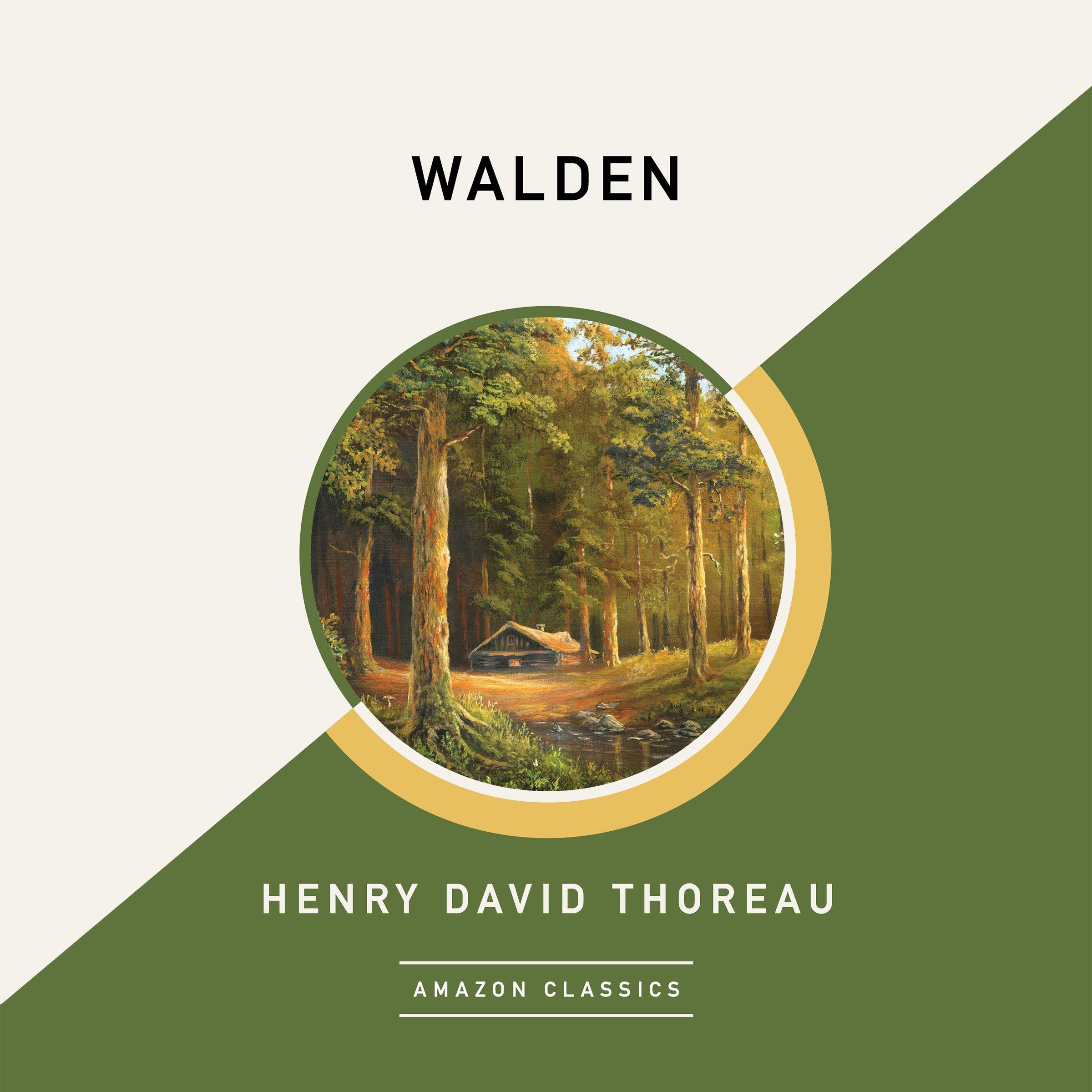 Walden  AmazonClassics Edition