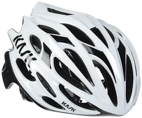 Kask - Mojito 16 - Casco para Bicicleta, Adultos, Blanco/Negro, L (59-62 cm): Amazon.es: Deportes y aire libre