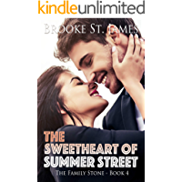 The Sweetheart of Summer Street (The Family Stone Book 4)