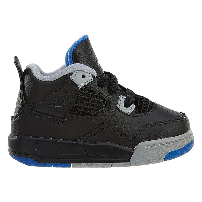 sale retailer 79977 64a83 NIKE Basket Air Jordan 4 Retro TD Bébé - 308500-006  Amazon.fr  Chaussures  et Sacs