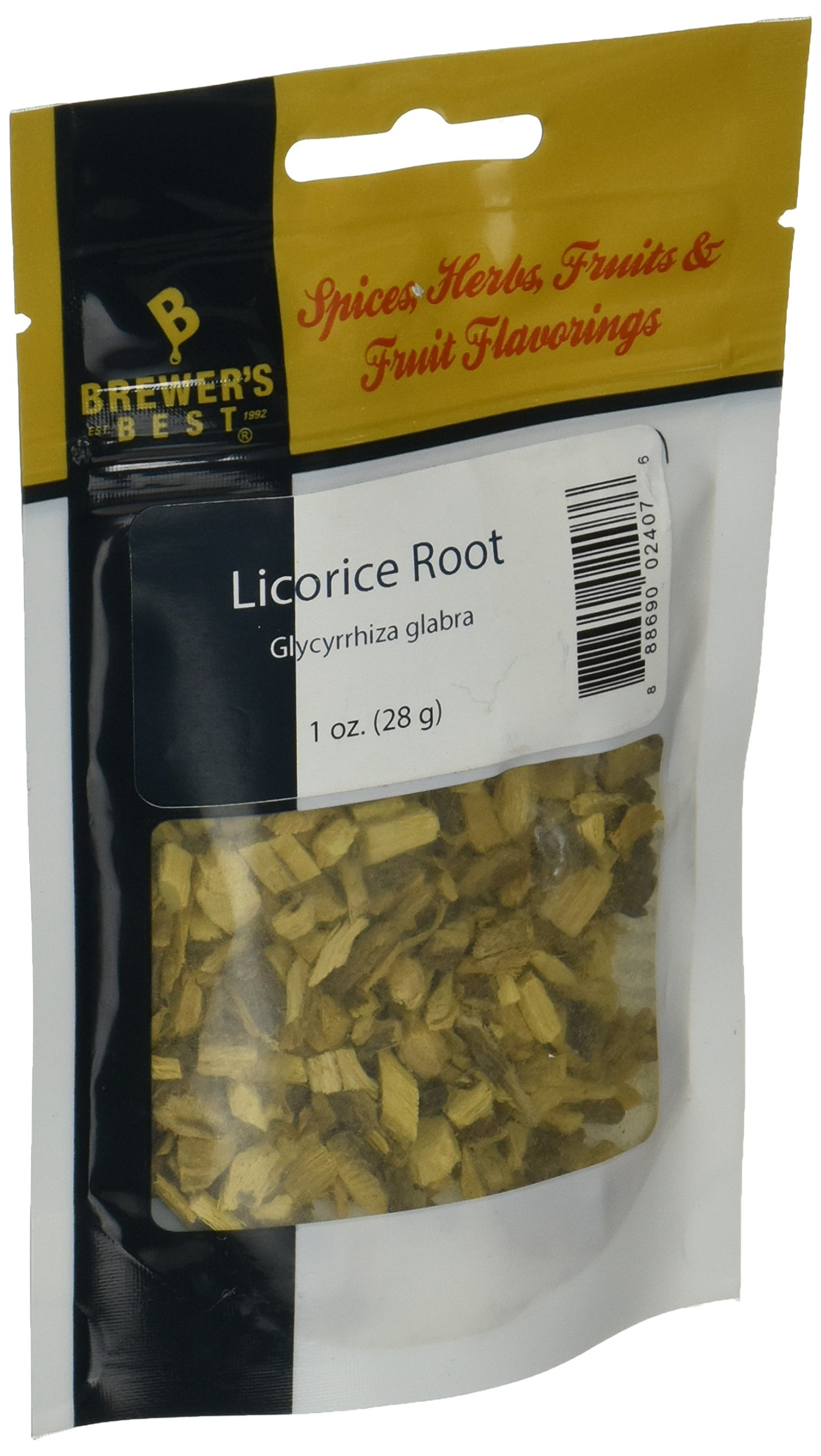Brewer's Best Brewing Herbs and Spices - Licorice Root