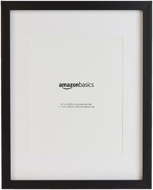 Amazon.de: AmazonBasics - Fotorahmen mit Matte - 28 x 36 cm ...