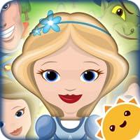 Grimm's Rapunzel  ~ 3D Interactive Pop-up Book