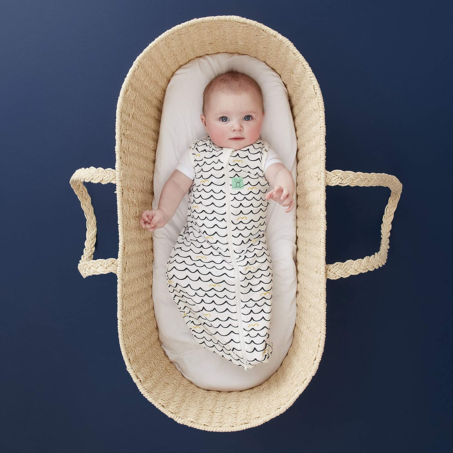 0.2tog Waves ErgoPouch Bamboo Swaddle Bag 3-12M