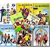 The Middle Complete Series Seasons 1-8 (24 Disc DVD Set) Season 1 2 3 4 5 6 7 8