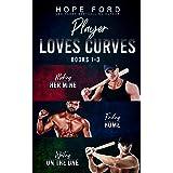 Player Loves Curves: Books 1-3 (Player Loves Curves 1-6)