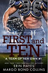 First and Ten (A Team of Her Own Book 1) Kindle Edition
