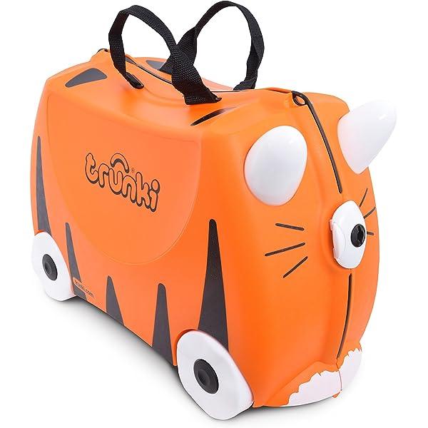 Trunki Maleta correpasillos y equipaje de mano infantil: Abeja ...
