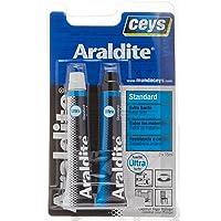 Ceys 510107 Adhesivo araldit standard blister grande, Azul