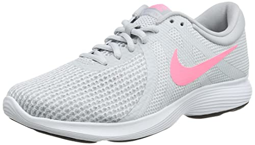 nike grises zapatillas mujer