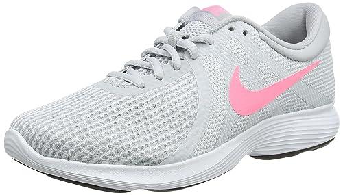 75dc6a24d64 Nike Wmns Revolution 4 EU, Zapatillas de Running para Mujer: Amazon.es:  Zapatos y complementos