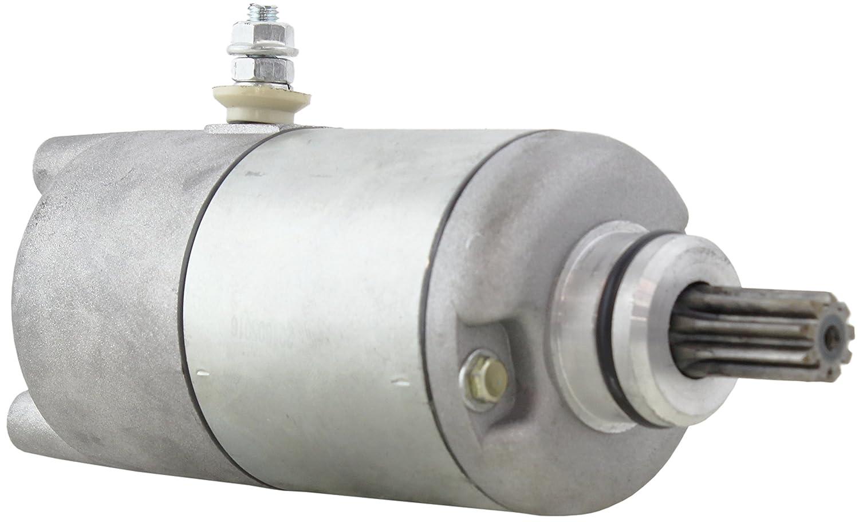 New Starter fits Yamaha ATV YFB250/250FW, YFM200/250, YTM200/200E/225 1983-2004 4XE-81890-00-00 73A81812-00 RS41198 SM14209 SM7255 29U-81800-61-00 4BD-81800-02-00 MEY250-NA 71-26-18754 18754N URQS