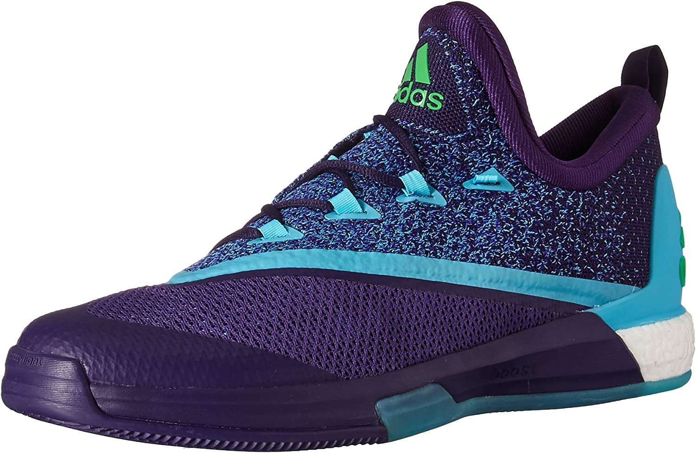adidas Performance Men's Crazylight Boost 2.5 Low Basketball Shoe