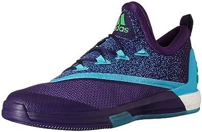 innovative design 2e0bb 3e5ef Amazon.com  adidas Performance Mens Crazylight Boost 2.5 Low Basketball  Shoe  Fashion Sneakers