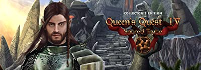 Queen's Quest 4: Sacred Truce Collector's Edition [Download]