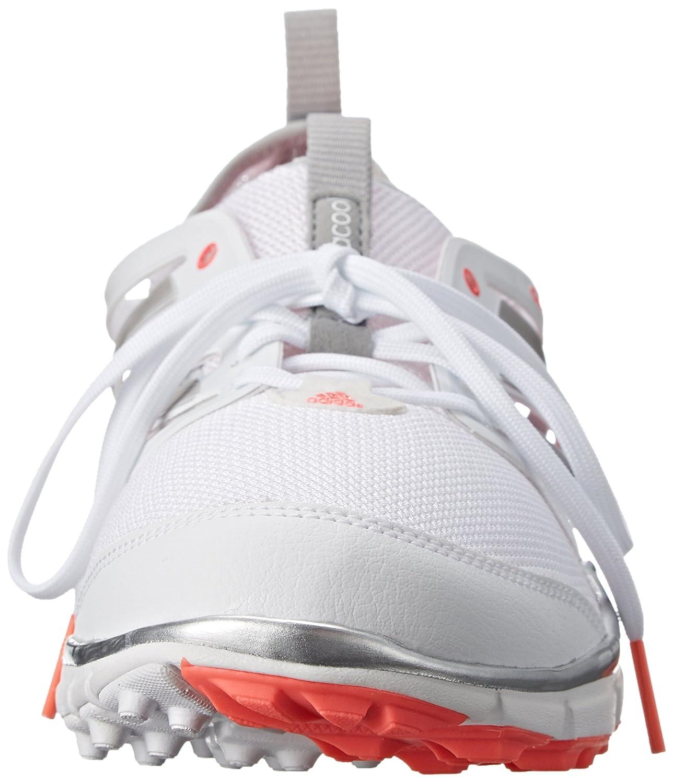 8a8a7304ca9 adidas dámské II W Climacool II Golfová stříbrná obuv Bílá 14305  stříbrná  metalíza  červená barva 721b9c0 - norli.site