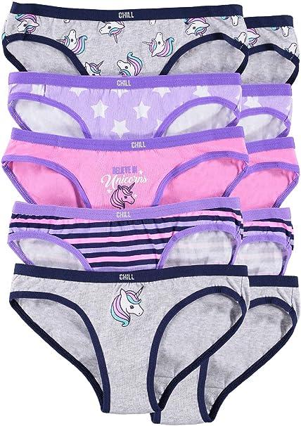 Girls Days Of The Week Underwear Briefs 14-Pack