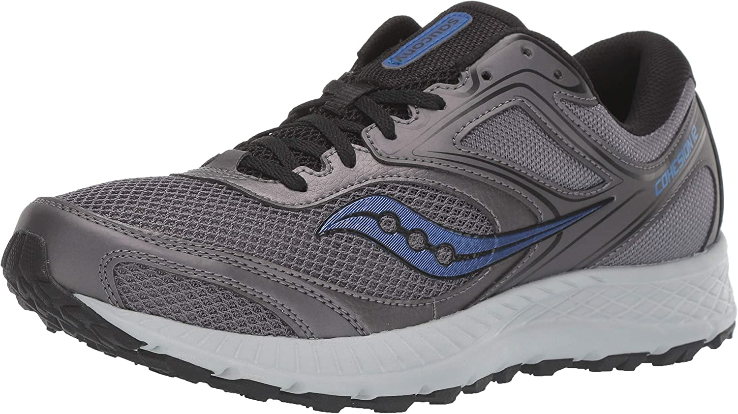 Saucony Men s Versafoam Cohesion Tr 12 Road Running Shoe