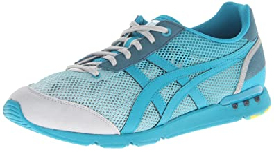 Onitsuka Tiger Metro Nomad Fashion Shoe,Soft Grey/Deepocean,7 M US