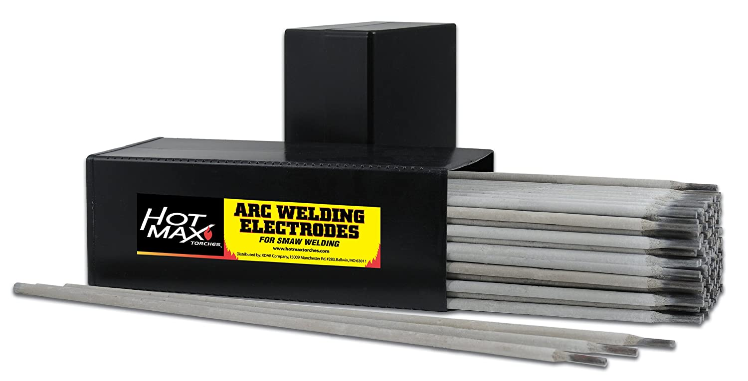 Hot Max 23043 5//32-Inch E6013 1# ARC Welding Electrodes